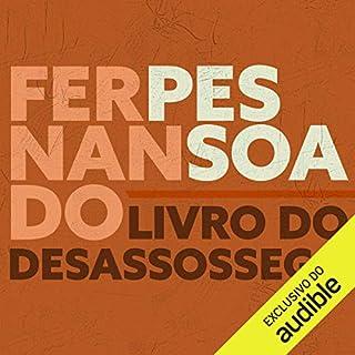 Livro do Desassossego [The Book of Disquiet] audiobook cover art
