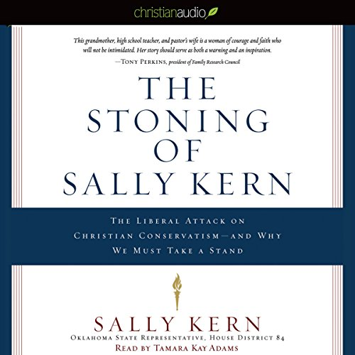 The Stoning of Sally Kern audiobook cover art