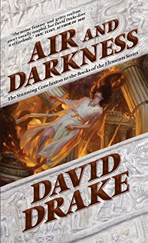Air and Darkness: A Novel (The Books of the Elements, 4)