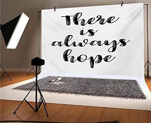 Hope - Fondo de vinilo para fotografía de 20 x 10 pies,...