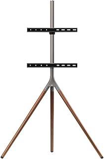 One For All Universal Tripod TV-Stativ - 屏幕尺寸 32-65'' - LCD/LED/等离子/OLED/QLED-TV设备/可旋转360° - 高度可调节 - VESA 400x400 - 优雅设计 - WM7471