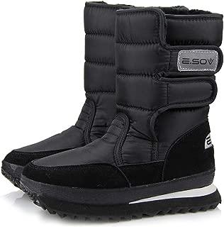 Women Snow Boots Anti-Slip Soles Waterproof Non-Slip Warm Padded Shoes