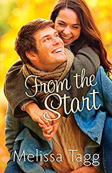 From the Start (Walker Family Book #1) by [Melissa Tagg]