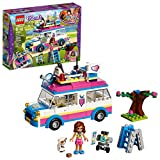 LEGO Friends Olivia's Mission Vehicle 41333 Building Set (223 Pieces) (Discontinued by Manufacturer)