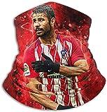 Club de Atl & eacute; tico De Football Madrid Calentador de cuello de microfibra Moda Protectora Anti polvo Protegido de los rayos ultravioleta del sol