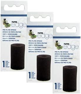 Hagen Fluval Edge Pre-Filter Sponge, 3-PACK