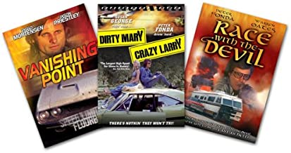 Road Films 3 Pack: (Dirty Mary, Crazy Larry / Vanishing Point / Race With The Devil)