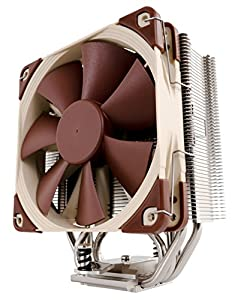 Design classico a torre sottile da 120 mm che combina prestazioni di raffreddamento ottimali con un'eccellente compatibilità con i case, RAM e PCIe Non ingombra gli slot RAM o PCIe sulla maggior parte delle schede madri attuali Ventola NF-F12 da 120 ...