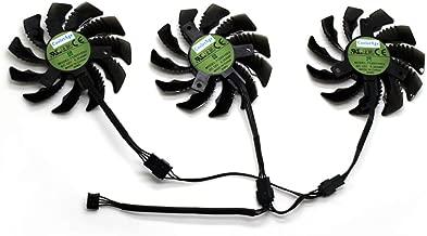 New 75MM T128010SU 0.35A Cooling Fan for Gigabyte AORUS GTX 1060 1070 1080 G1 GTX 1070Ti 1080Ti 960 970 980Ti Video Card Cooler Fan