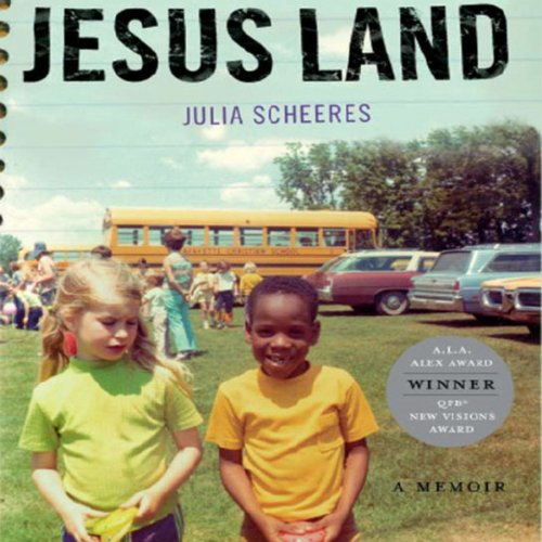 Jesus Land audiobook cover art