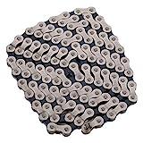 Kadimendium 7-8 Geschwindigkeit - Rostige Kette Fahrradketten Universal Fahrradkette für Fahrrad für Fahrradzyklus