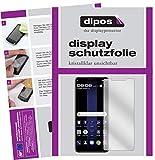 dipos I 6X Schutzfolie klar kompatibel mit Huawei Porsche Design Mate 20 RS Folie Bildschirmschutzfolie