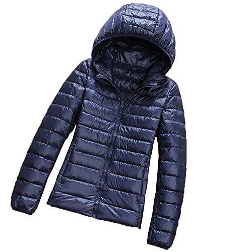 yanghuakeshangmaoyouxiangong Koreanische Daunenjacke Mit Kapuze Für Herbst Und Winter, Warme Freizeitjacke Für Damen Winter Jacke