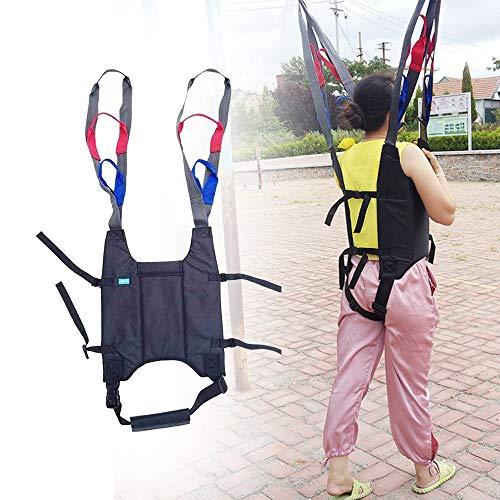 YANG Ganzkörper-Patientenlift Slings Ganzkörpergurt Taille Lumbalen Rückenstützen Stehhilfen Bein Trainer Übung Für Krankenpflege ältere Menschen,B