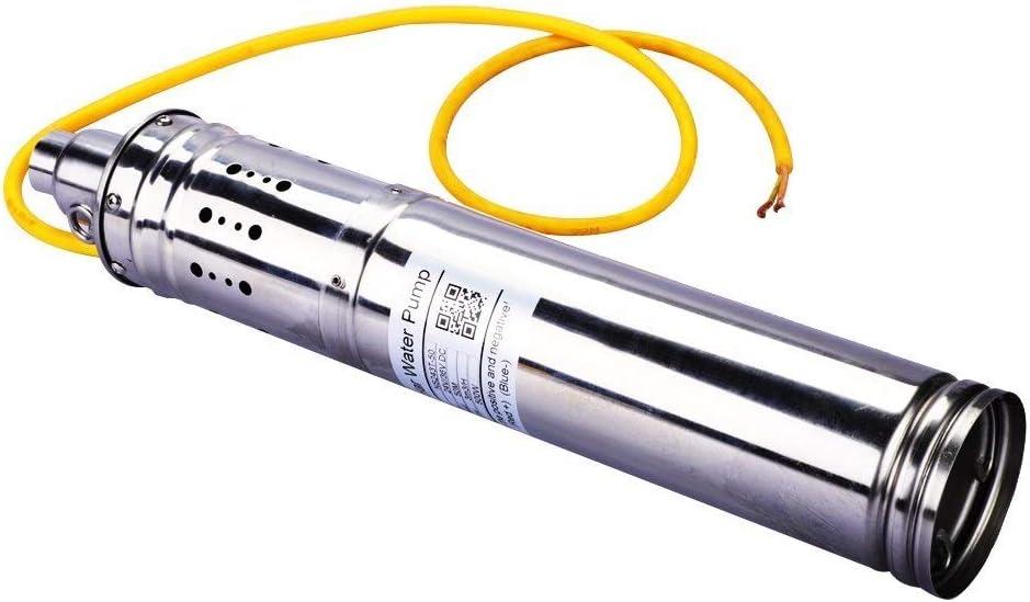 Aohi Max 64% OFF WXQ-XQ 500W DC Brushless Water 3m³ H 24V Pump Brush low-pricing 50M