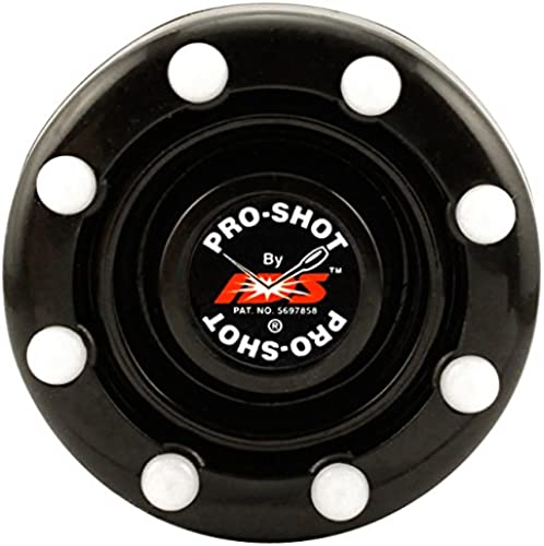 IDS Pro-shot Puck officielle Roller hockey Puck du Aau USA & USA Roller Sports