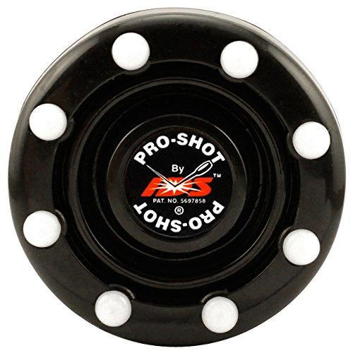 IDS Pro-Shot Puck–Oficial de Hockey Puck de aau Estados Unidos y Estados Unidos Roller Deportes