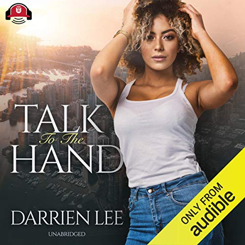 Talk to the Hand audiobook cover art