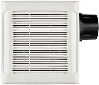 Broan-Nutone AN110 InVent Series Single-Speed Fan, Ceiling Room-Side Installation Bathroom Exhaust Fan, ENERGY STAR Certified, 3.0 Sones, 110 CFM