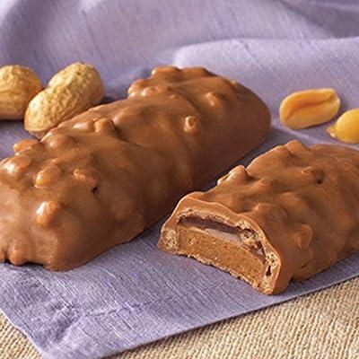 Healthy Diet Gluten Free Peanut Butter & Jelly Protein Bar (7/Box)