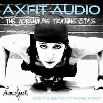 Axfit Audio: The Adrenaline Training Style