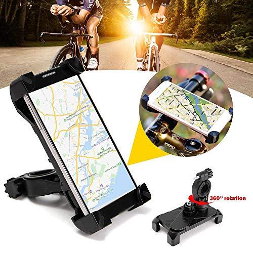 WERNG Fiets Mobiele Telefoon Houder, Universele Beugel Navigatie Fiets Mobiele Telefoon GPS Gripper voor Road Bike Mobiele Telefoon Beugel
