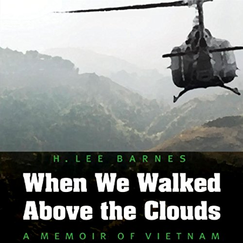 When We Walked Above the Clouds audiobook cover art