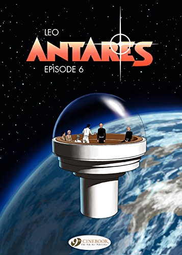 Antares - Episode 6 (English Edition)