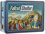 Build a better future underground in Fallout Shelter The Board Game a post-nuclear worker-placement board game for two to four players Based on the hit mobile game from Bethesda Softworks Fallout Shelter sees you take on the role of a vault officer f...