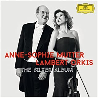 The Silver Album by Anne-Sophie Mutter (2014-05-13)