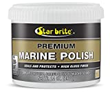 Best Wax For Boat - Star brite Premium Marine Polish with PTEF Review