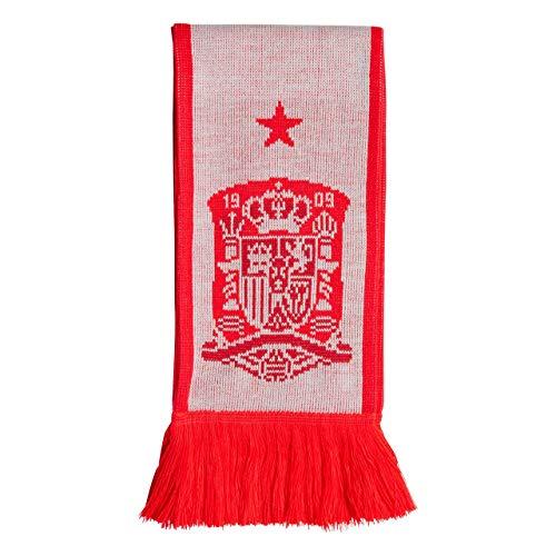 adidas - Bufanda Selección Española De Fútbol 2017-2018