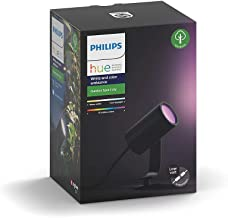 Philips Hue White and Colour Ambiance Lily Outdoor Extension LED Intergrated 8W, Anthracite, IP65
