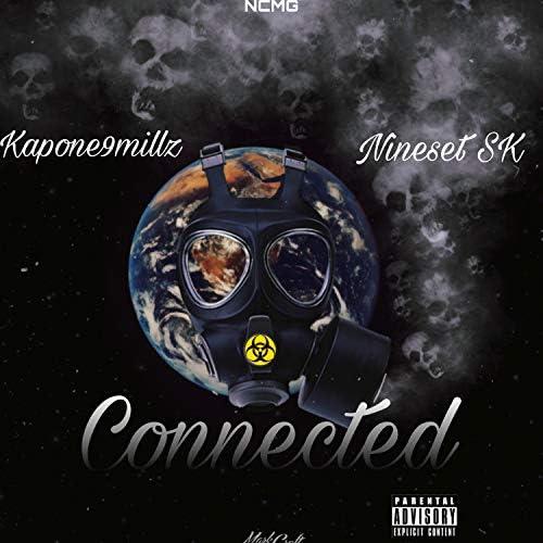Kapone9millz feat. Nineset SK