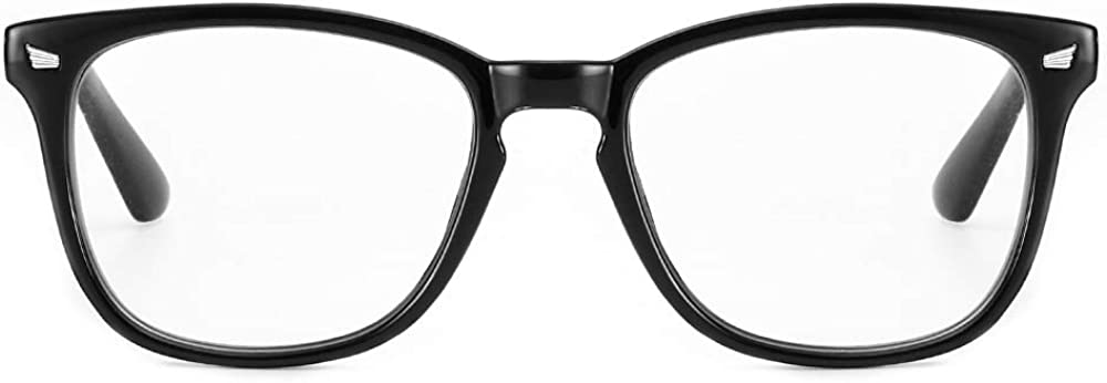 Cyxus Blue Light Glasses for Women/Men, Lightweight Computer Gaming Eyeglasses, Relieve Digital Headache Eye Strain