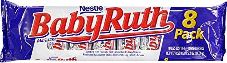 Nestle Baby Ruth Mini Candy Bars 8 pk