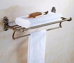 Fokky Badkamer Accessoires Bad Handdoek Ring Houder Handdoek Hanger Geen Boren Noodzakelijk voor Kasten Jas Robe Rack Ruim...