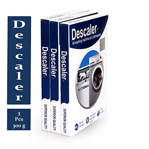 Descaler Descale powder for all washing machines (Samsung,...