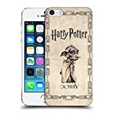 Head Case Designs Oficial Harry Potter Dobby House Elf Creature Chamber of Secrets II Carcasa rígida Compatible con Apple iPhone 5 / iPhone 5s / iPhone SE 2016