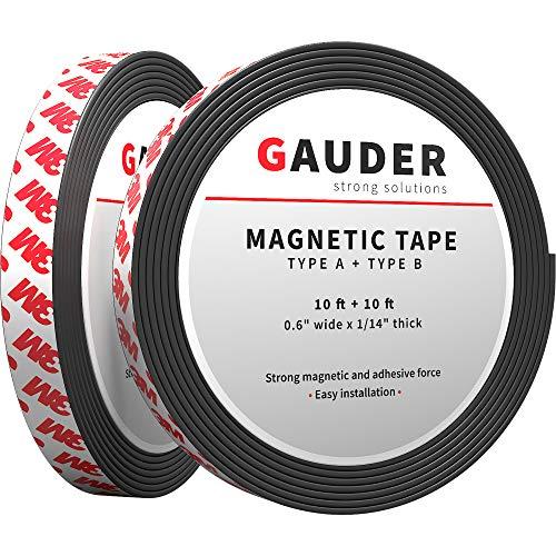 Gauder -   Typ A + B