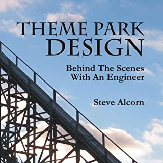 Theme Park Design cover art