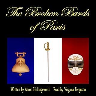 The Broken Bards of Paris audiobook cover art