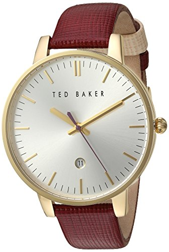 Ted Baker Orologio Analogico al Quarzo Giapponese Donna 10030739