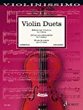 Violin Duets: 30 Duets from 4 Centuries. 2 Violinen. Spielpartitur. (Violinissimo)