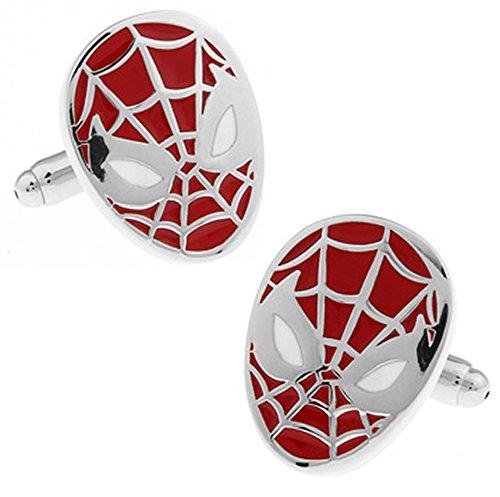 Spiderman Boutons de manchette