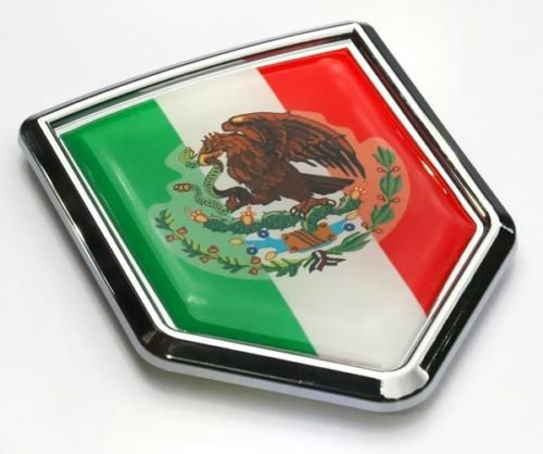 mexico car emblem - 1