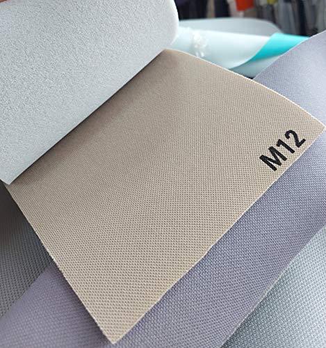 PACK PARA TAPIZAR TECHOS DE COCHE (2 m tela+pegamento) (Color M12)