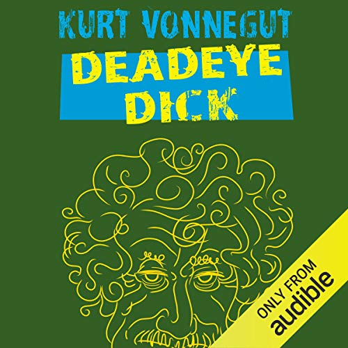 Deadeye Dick audiobook cover art