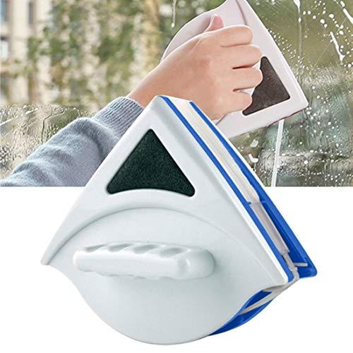 Huishoudelijke schoonmaakmiddelen Gereedschappen JTBBCP Nuttig Double Side Glass sleepborstels Glazenwasser Cleaner, Applicatieve Bereik: 3-8mm Glass