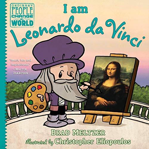 『I am Leonardo da Vinci』のカバーアート